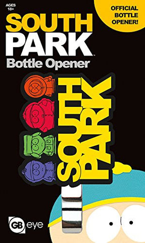 South Park Boys Bottle Opener