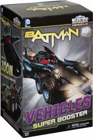Heroclix Batman Superbooster Pack