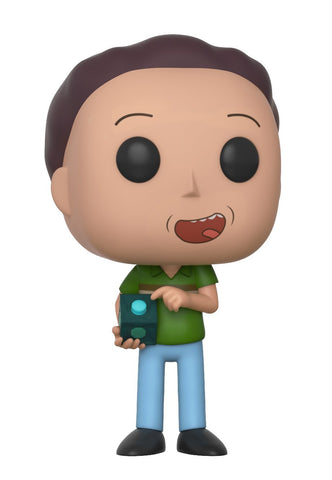 POP Rick And Morty Jerry Vinyl Figure
