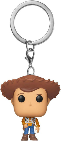 Funko POP! Toy Story 4 Sheriff Woody Keychain