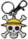 ABYstyle One Piece Straw Hat Keychain