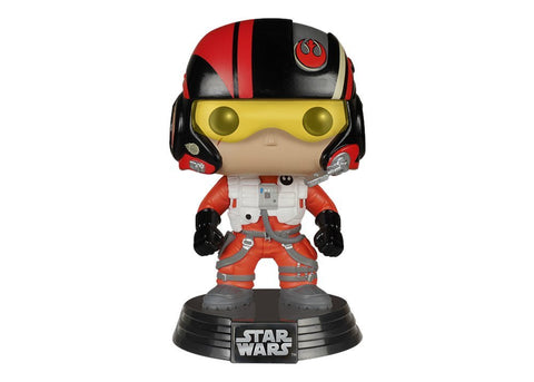 POP Star Wars The Force Awakens Poe Dameron