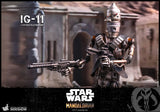 IG-11 Sixth Scale Figure by Hot Toys (Preorder)