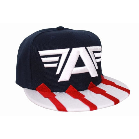 Captain America Civil War Cap Big A Navy