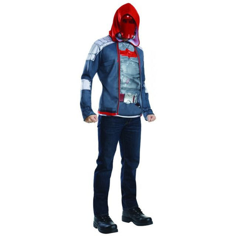 DC Red Hood Adult Muscle Chest