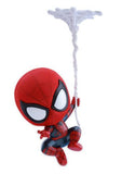 Cosbaby Spiderman HC Web Swinging Vinyl Figure