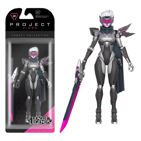 Legacy League of Legends Fiora Action Figure