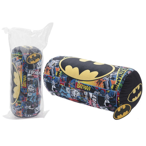 Batman Logo Bolster Cushion 40 cm Multicolor