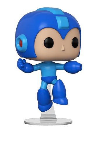 Funko POP! Mega Man Jumping Vinyl Figure