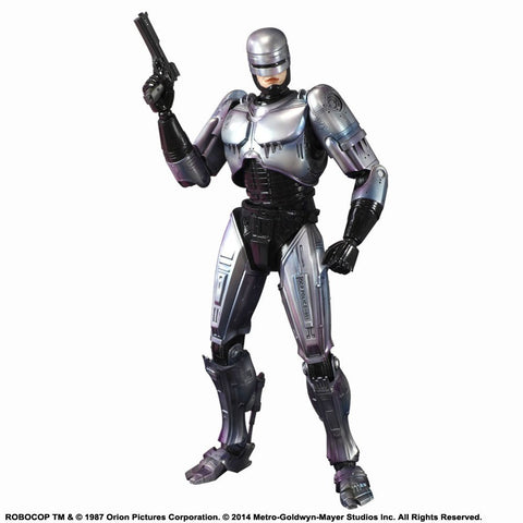 Robocop Play Arts Kai Robocop Action Figure