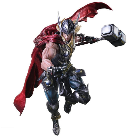 Marvel Universe Play Arts Kai Thor Action Figure