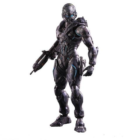 Play Arts Halo 5 Spartan Locke Action Figure