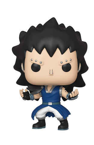 Funko POP! Animation: Fairy Tail Gajeel Vinyl Figure