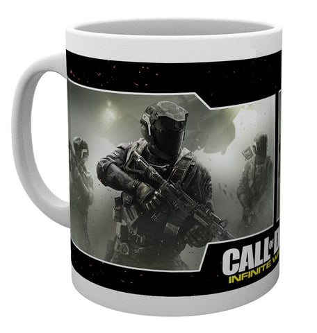 Call of Duty: Infinite Warfare Game Cover Mug