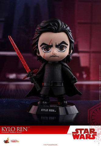 Cosbaby Star Wars: Episode VIII - The Last Jedi Kylo Ren Vinyl Figure