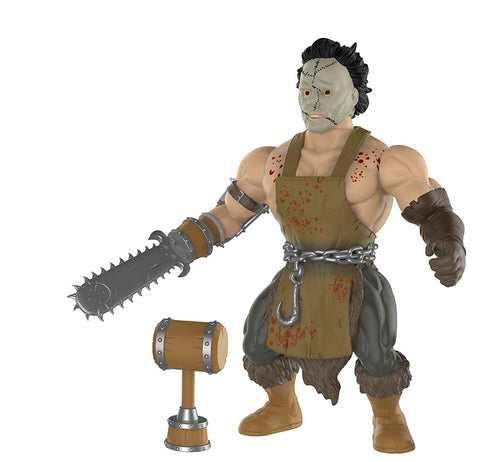 Texas Chainsaw Massacre Leatherface Savage World Action Figure