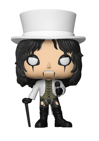 Funko POP Alice Cooper Vinyl Figure