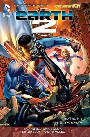 Earth 2 Vol. 5 The Kryptonian