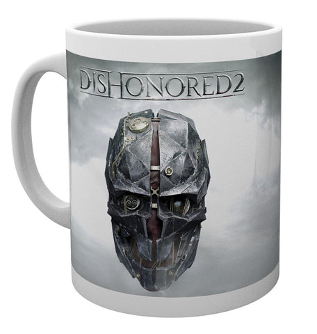 Dishonored 2 Key Art Mug