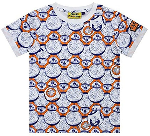BB8 Droid Repeat Print Tee 7/8