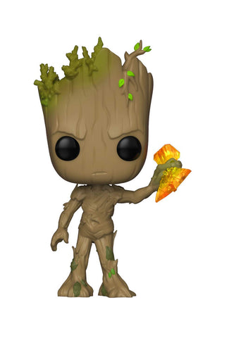 Funko POP! Marvel Infinity War S2: Groot Stormbreaker
