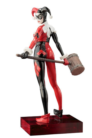 ArtFX DC Universe Harley Quinn 1/Scale Made In Pre-painted PVC Figure