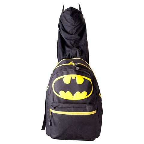 Batman Black Hooded BP Bag