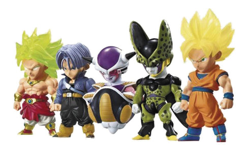 Dragon Ball Z Adverge Collection 1 Assortment