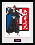 Bleach Renji Framed Portrait