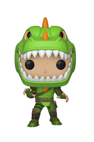 Funko POP! Fortnite Rex Vinyl Figure