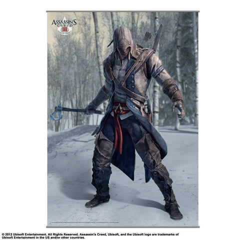 Assassin's Creed III Wall Scroll Vol 1