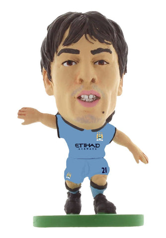 Man City David Silva Home Kit