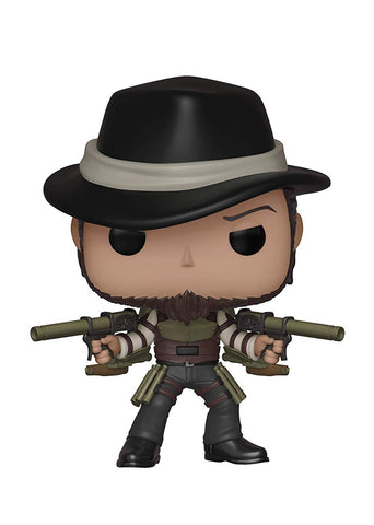 Funko POP! Attack on Titan Season 3 kenny Vinyl Figure