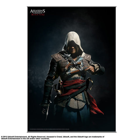 Assassin's Creed IV Black Flag Wall Scroll Vol 2