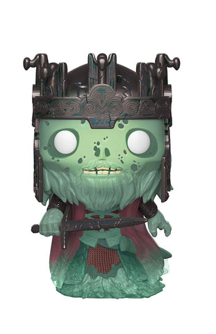 Funko POP! Lord Of The Rings Hobbit Dunharrow King Figure