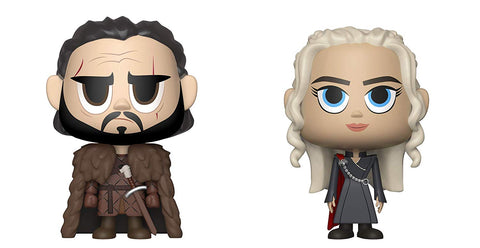 Funko POP! Game of Thrones Jon & Daenerys Vinyl Figure