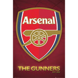 Arsenal Club Crest Poster