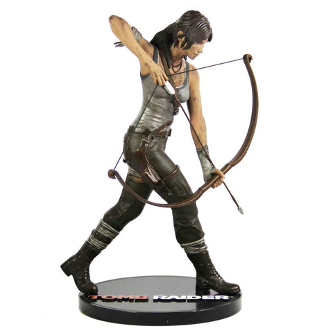 "Tomb Raider Lara Croft 9"" Action Figure"