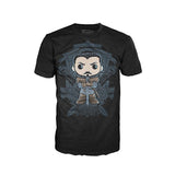 Funko Game of Thrones Jon Snow Crest T-Shirt