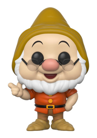 Funko POP Doc Snow White And The Seven Dwarfs Vinyl Figure