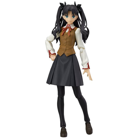 Fate/Stay Night: Rin Tohsaka Figma 2.0 Action Figure