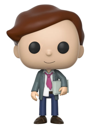 Funko POP Rick and Morty Lawyer Morty Vinyl Figure