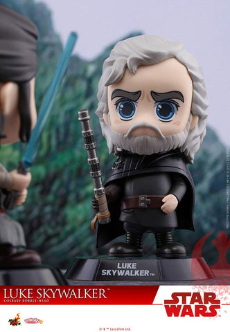 Cosbaby Star Wars: Episode VIII - The Last Jedi Luke Skywalker Vinyl Figure