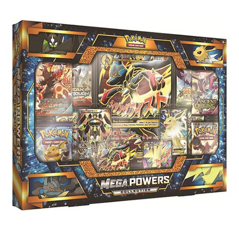 Pokemon TCG Mega Powers Collections