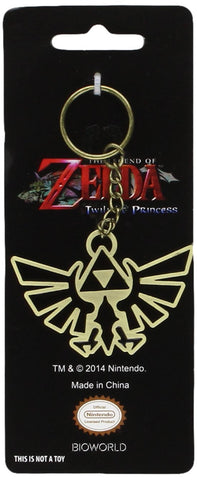 Nintedo Zelda Bird Enameled Metal