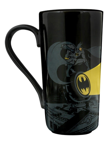 Batman Bring Coffee Latte Mug