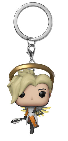 Funko POP! Overwatch Mercy Keychain