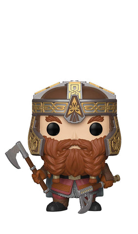 Funko POP! Lord Of The Rings Hobbit Gimli