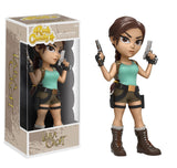 Rock Candy Tomb Raider Lara Croft Vinyl Figure