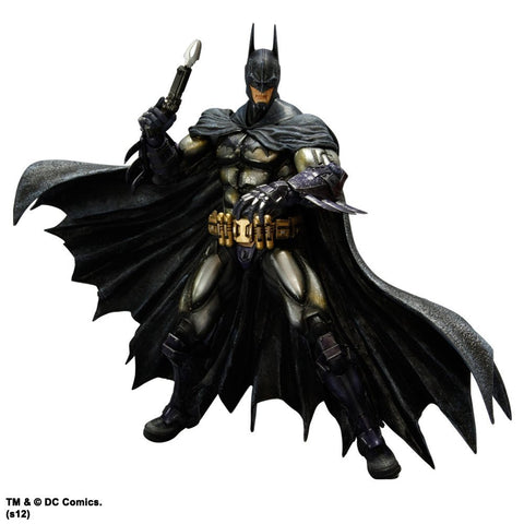 Batman Arkham Asylum Play Arts KAI Batman Armored